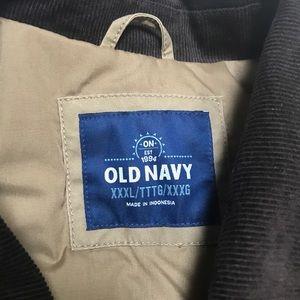 Old Navy Jackets & Coats - Men's Old Navy 3XL Tan/Brown Barn Coat